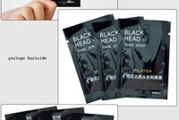 Wholesale Tool Facial Nose - wholesale 10000 pcs PILATEN Facial Minerals Conk Nose Blackhead Remover Mask Pore Cleanser Nose Black Head EX Pore Strip makeup tools