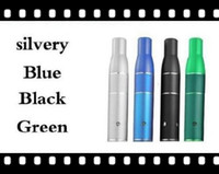 Wholesale Clearomizer Coloured - Smoke Dry Herb Chamber Cartridge Vaporizer Ago G5 Atomizer Clearomizer for Wind proof E-Cigarette Dry Herb Vaporizer G5 Pen style 9 Colours