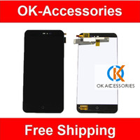 Wholesale Meizu Mx2 Screen - 1PC  Lot Digitizer Assembly For Meizu MX2 LCD Display+Touch Screen