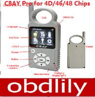 ingrosso copia chiave del chip toyota-2015 CBAY palmare chiave dell'automobile copia programmatore chiave automatica per 4D / 46/48 chip 4D programmatore chiave di sostituzione per 468 KEY PRO III