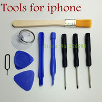 Wholesale Professional Iphone Screwdriver - New Professional Repair Tools call phone screw driver 5 star Pentalobe 0.8 +Phillips 1.5 #000 Screwdriver For all iphone ipod