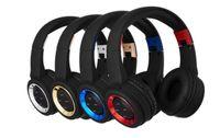 falten bluetooth kopfhörer großhandel-Falten Sport Bluetooth Wireless Allzweck-Stereo-Kopf-Typ TF-Karte MP3-Kopfhörer.