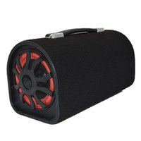 Wholesale subwoofer 12v - Wholesale- Manufacture direct sell car stereo subwoofer 12v 24v 220v computer car speaker