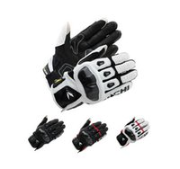 Wholesale import south korea - 2015 latest Motorcycle Racing gloves RS TAICHI RST410 South Korea imported leather Punch carbon fiber motorbike gloves 4 colors