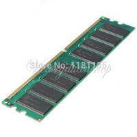 Wholesale Desktop Memory Ram Ddr - 1GB DDR 400 333 266 MHz PC3200 Non-ECC Desktop PC DIMM Memory RAM 184 pins New Free Shipping