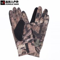 Wholesale-RealTree Camo-Handschuhe Browning Jagdhandschuhe Outdoor-Handschuhe freies Shiping