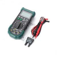 Wholesale Mastech Ms8268 Digital Multimeter - Hot sale, MASTECH MS8268 3 3 4 AUTORANGE Digital Multimeter, Tester Resistance AC DC Ohm Hz 4000 Counts Voltmeter