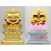 Wholesale Virgo Shaka - LC model EX Gold or Light Lotus platform for Bandai Virgo Shaka
