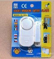 sistema de alarme contra roubo da janela da porta sem fio venda por atacado-Interruptor do sensor magnético eletrônico detecta a Porta da Janela de Entrada Sem Fio Sistema de Alarme de Segurança de Alarme do Sensor Magnético