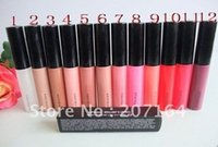 Wholesale Lipglass Gloss - Free Shipping by ePacket! (12 Pieces Lot) New Makeup LIPGLASS BRILLANT Lip Gloss!4.8g
