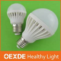 Wholesale Cheap 5w Led Lights - smart filament bulb e27 B22 cheap Dimmable 12 volt led bulbs light 3W 5W 7W 9W 220V 110V SMD 5730 Fast Shipping oexdelight