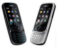 cep telefonu mp toptan satış-Orijinal Nokia 6303 6303c Unlcoked klasik 2.2 inç Kamera 3.15 MP TFT 16 M Renkler Yenilenmiş Cep Telefonu