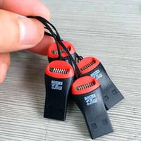 Wholesale China 32gb Micro Sd - USB TF Card Reader USB 2.0 Micro SD T-Flash TF M2 Memory Card Reader High Speed Adapter for 4gb 8gb 16gb 32gb 64gb 128gb Micro SD Card