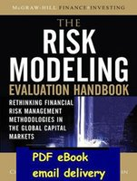 All'ingrosso-The Risk Modeling Evaluation Handbook: Ripensare Financial Risk Management Metodologie nei Capital Markets globali