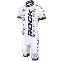 Wholesale Cycling Dry Rock - 2015 Rock Racing Cycling Skinsuit  Bike Clothing wear  triathlon Ciclismo Maillot