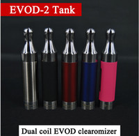 Wholesale China Wholesale Products Free Shipping - kanger evod2 atomizer kanger evod 2 evod glass atomizers free shipping by dhl china new innovative product