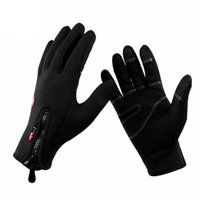 Wholesale Women S Tactical Gloves - 2015 Hot Sale S,m,l,xl Windstopper Cycling Sport Warm Tactical Gloves 2016 New Design for Mittens Windproof Glove Skullies Motorcycle Skiing