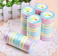 Wholesale Hairdressing Towels - cheap mini Magic Compressed Travel Towel Nonwoven Washcloth Reusable hand hairdressing wash bowl hand towel