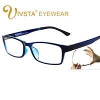 Wholesale Red Dot Sight Multi - IVSTA PC ULTEM Eyeglasses frame Glasses Men Square Degree Optical Grade Spectacle Eyeglass frame for men for sight Myopia TR