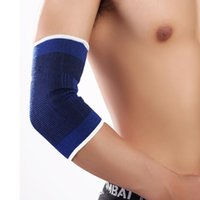 Elbow Supporte Brassard accolades Coudières Basket-ball / tennis / badminton Gym Arm Protector sport respirant chaud Taille Garde gratuit