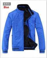Wholesale Double Jacket Coat - Free Shipping New 2014 Spring And Autumn Period And The Double Jacket For Fashion Leisure Coat Jackets Menswear