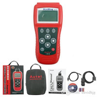 Wholesale Scanner Maxidiag - 2015 Autel MaxiDiag EU702 Code Reader EU 702 OBDII EOBD2 Code Scanner sale from factory Free shipping