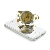 protector de la pantalla del espejo del iphone 5s al por mayor-0.3mm 2.5D espejo frontal premium vidrio templado protector de pantalla para Iphone 6 6S 4.7 Plus 5 5S 5C 4 4S película a prueba de explosiones con caja al por menor