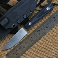 Wholesale Scout Knife Camping - Bolte Scout D2 blade G10 handle fixed blade hunting straight knife KYDEX Sheath camp survival outdoors gear tactical EDC knives tools