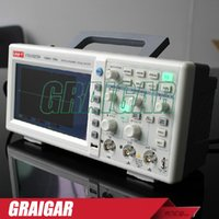 Wholesale Electrical Storage - Digital Storage Oscilloscopes UTD2102CEX 2 channels 100MHz 1GS s 25 kpts Memory Depth USB OTG Interface