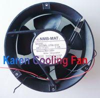 Wholesale computer cabinet fans resale online - Original NMB MAT PL W B30 V A aluminum frame cabinet cooling fan