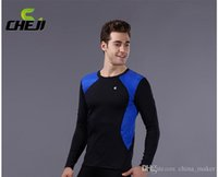Wholesale Cheap Sports Underwear Men - New Arrival Men And Women Thermal Underwear Set Cheap 2015 Winter Outdoor Sports Breathable Underwear Bike Bicycle Thermal Long Johns Sets