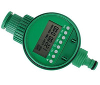Wholesale Irrigation Watering Timer - Lowest price Home Automatic Electronic Water Timer Garden Irrigation Controller Digital Intelligence Watering System LCD Waterproof