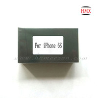 Wholesale Iphon Screen - 50pcs lot Original LCD Polarizer Film Polarized Light Sheet For iPhon 6S 6S Plus Display Screen Replace