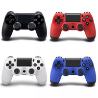 Barato Jogo De Vibração-Bluetooth Wireless PS4 Controller para PS4 Vibration Joystick Gamepad PS4 Game Controller para Sony Play Station 4 5 cores