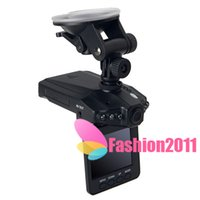 "Wholesale High Definition Car Camcorder - 2.5"" HD Car DVR Road Dash Video Camera Recorder Camcorder LCD Screen 120 degree High definition record and display 111180C"