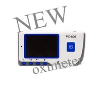 Wholesale Heal Force - HQ HOT 10PCS Health Care CE Easy Handheld Heal Force ECG EKG Continuous Measuring Function USB Portable PC-80B LCD Heart EKG Monitor