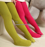 Wholesale Tight Cotton Red Dress - Girls In Leggings Kids Leggings Tights Girl Dress Children Leggings Tights Girls Tights Children Clothes Kids Clothing Autumn Winter Socks