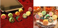 Wholesale Dust Proof Plug For Iphone - cell phone dust-proof plugs for iPhone Anti-dust plugs