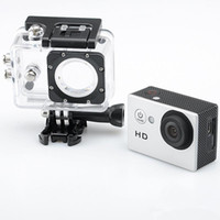 Wholesale Image Sensor Cmos - 2015 New arrival 720p HD Sport Camera - 2.0 Megapixels CMOS Sensor 140 Degree Lens Angle 30 Meter Waterproof Range free shipping goodmemory