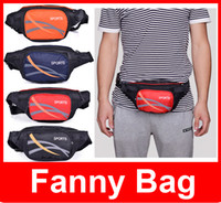 outdoor pillows orange - Man Women Messager Bag Waist Packs Waterproof Cordura Waist Bag Fanny Pack Belt Bag Hiking Climbing Outdoor Bumbag