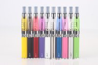Wholesale Electronic Cigarette Kits Oem - Ego CE4 With Ego T Battery Blister Pack E Cigarette Vape Pen Starter Kit Electronic Cigarette OEM With Best Price And Fast Shipping