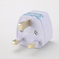 Universal Travel Adapter AU US EU zu UK Adapter Konverter 3 Pin AC Netzstecker Adapter Stecker GM