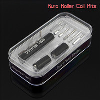 Wholesale coil jig new resale online - New Kuro Koiler Universal Tools in Kit Coil Jig Coiler Wrapping Coiling Builder Heating Wire Tool For DIY RDA Atomizer DHL