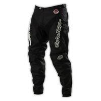 Wholesale Bmx Pants - Wholesale-With pad! 2015 Moto Pant Cycling MTB BMX Waterproof Black Long Pants Wear in 4 Seasons #NE13