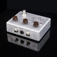 Wholesale Distortion Overdrive - KLON CENTAUR Professional Overdrive-Clone-Guitar Effect Pedal+Free SHIPPING