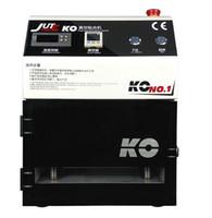 universelle oca laminiermaschine großhandel-7-Zoll-Universal-KO-Vakuum-OCA Laminiermaschine LCD-Bildschirm Laminator