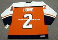 ingrosso personalizzato Throwback Mens MARK HOWE Philadelphia Flyers 1987 CCM Throwback Away Cheap Retro Hockey Jersey