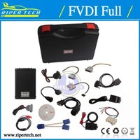 Wholesale Avdi Toyota - 2015 New Original FVDI AVDI ABRITES Commander Full Software Version with 18 Softwares for most vehicles