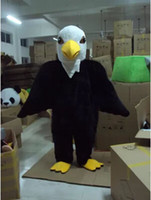 Wholesale Top Selling Cartoon Character Costume - 2015 Top selling Bald Eagle cartoon & moive TV character mascot costumes
