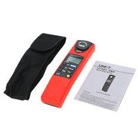Wholesale Digital Lux Meter Professional - Wholesale-UNI-T UT38 Professional Photometer Measure Luxmeter Illuminance Measurement Digital LCD Auto Range LUX FC Luminometer Lux Meter